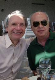 Μύκονος IMARF με τον Richard Coburn