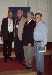 Μύκονος IMARF με τους Glen Jelks, Αλέξανδρο Ραπίδη και Maleon Paul